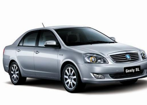 MK Geely Characteristics 2010