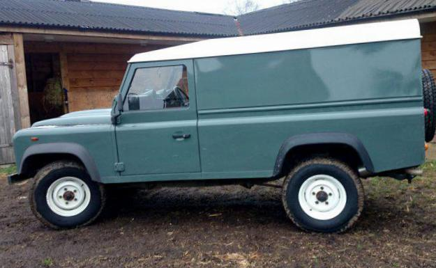 Land Rover 110 Hard Top prices 2015