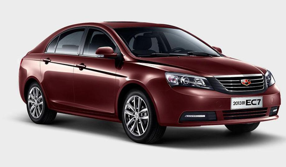 Emgrand 7 (EC7-RV) Geely for sale 2010