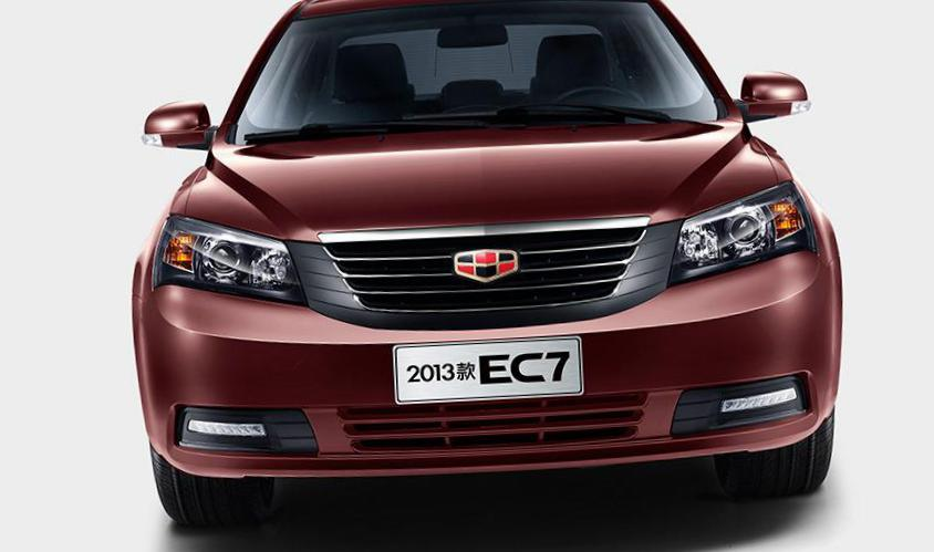 Emgrand 7 (EC7-RV) Geely lease 2009