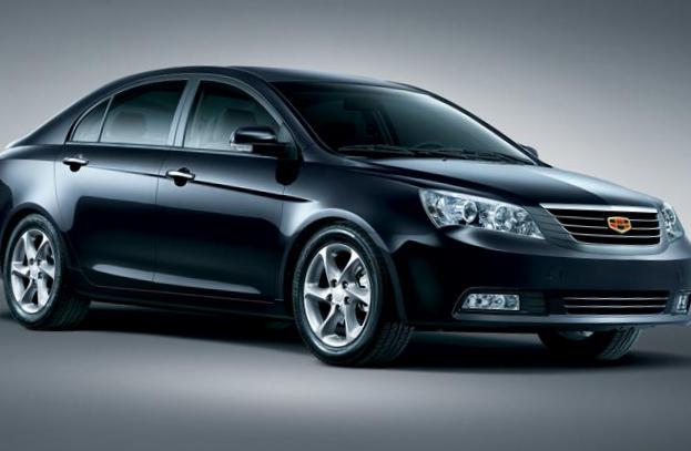 Geely Emgrand 7 (EC7) prices 2013
