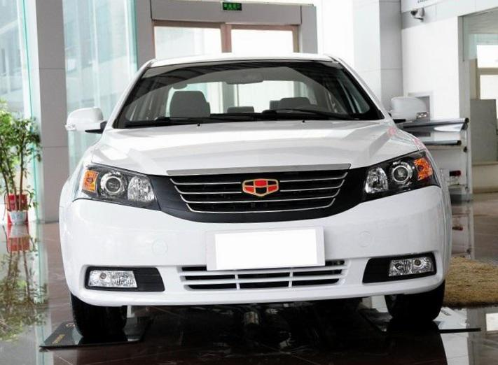 Emgrand 7 (EC7-RV) Geely configuration hatchback
