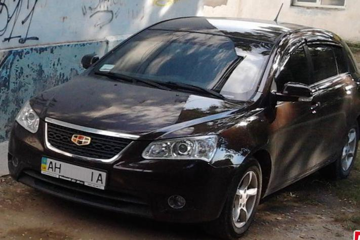Geely Emgrand 7 (EC7-RV) sale 2009