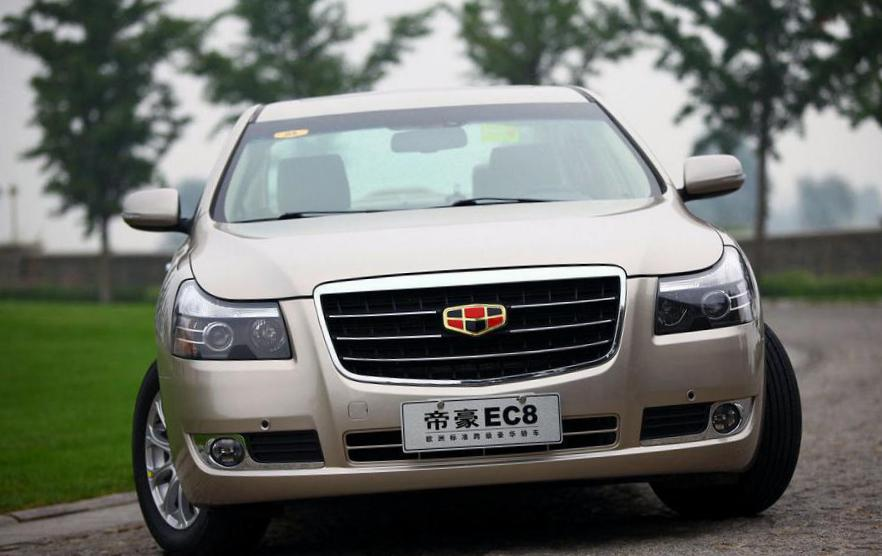 Emgrand 8 (EC8) Geely for sale 2013