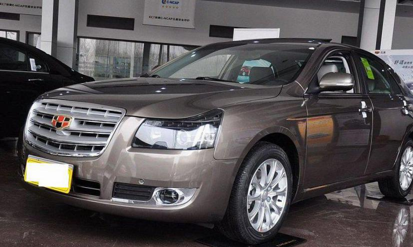 Geely Emgrand 8 (EC8) sale 2014