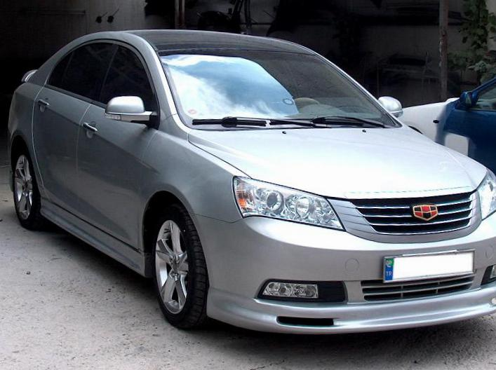 Geely Emgrand EC8 prices 2014