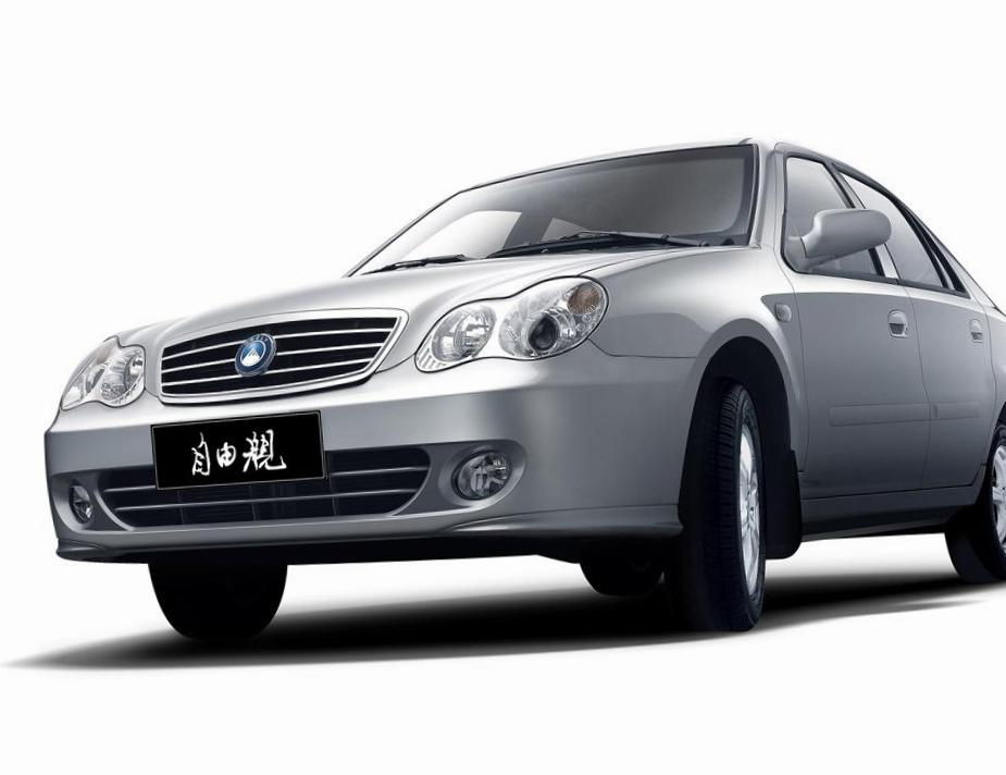 GC5 hatchback Geely sale 2010