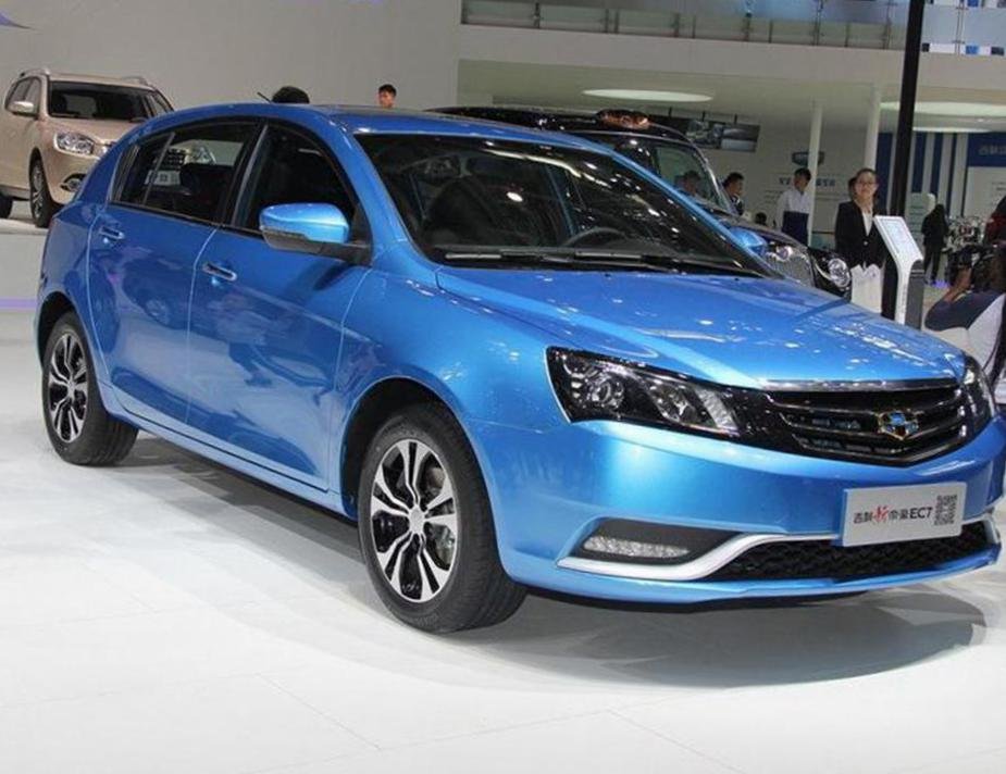 GC5 hatchback Geely Specifications 2006