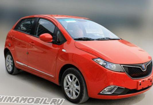 Geely GC5 hatchback reviews coupe