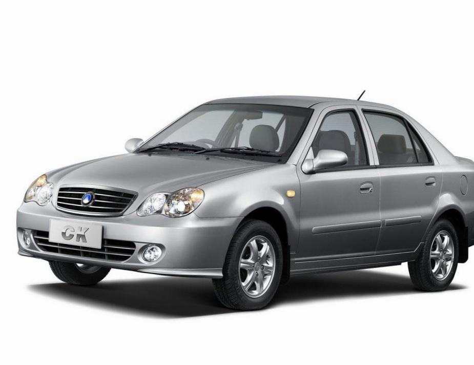 Geely GC5 hatchback used 2014