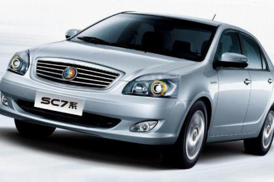 GC6 (SC6) Geely for sale 2012