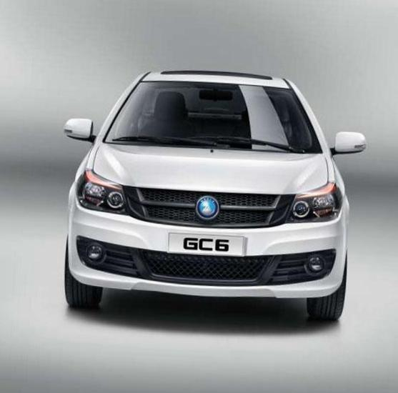 Geely GC6 (SC6) parts 2013