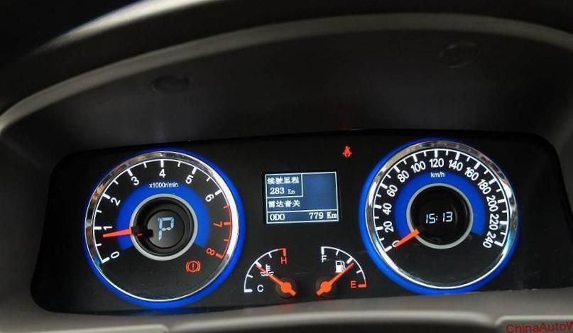 GC7 Geely tuning suv