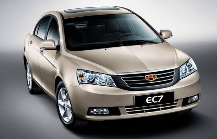 Geely GC7 how mach suv