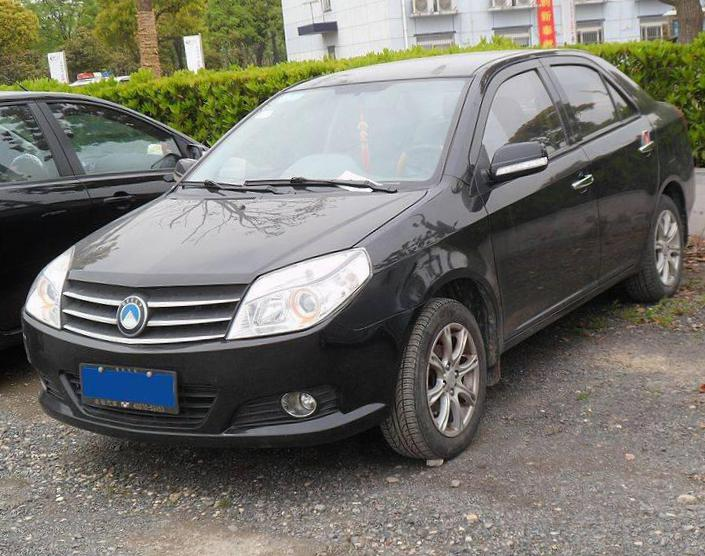 Geely GC7 reviews 2015