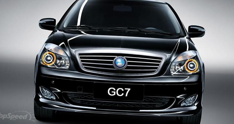 Geely GC7 for sale 2009