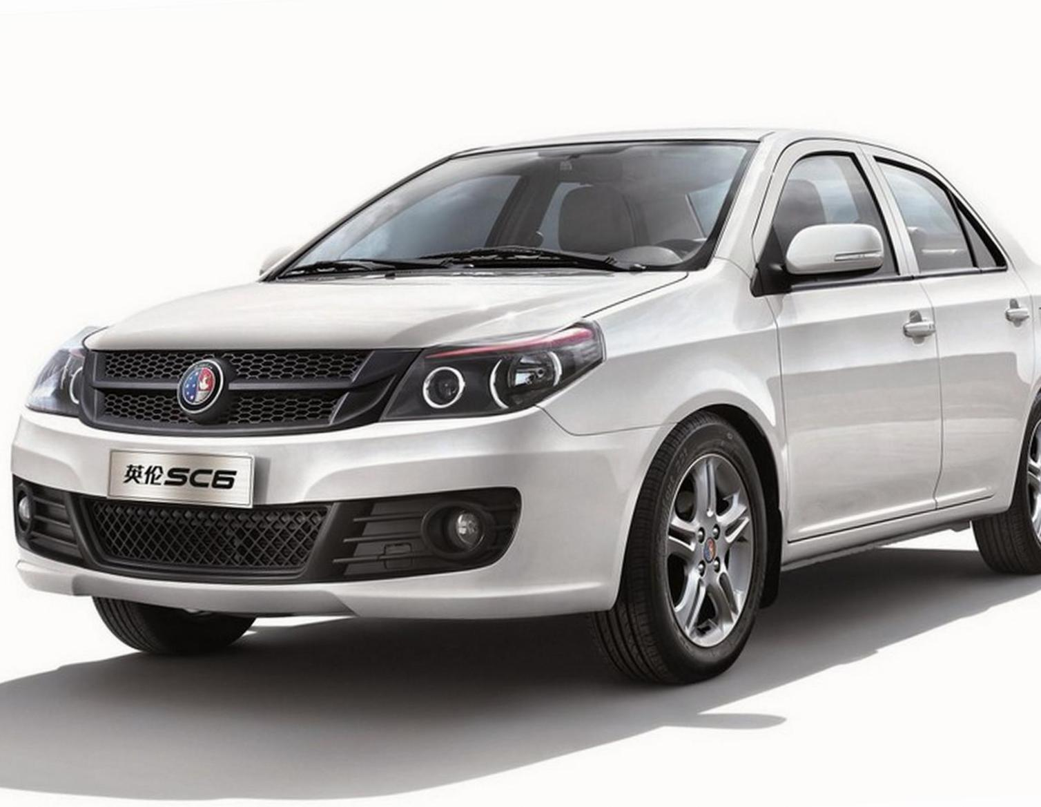 Geely GC9 Characteristics 2014