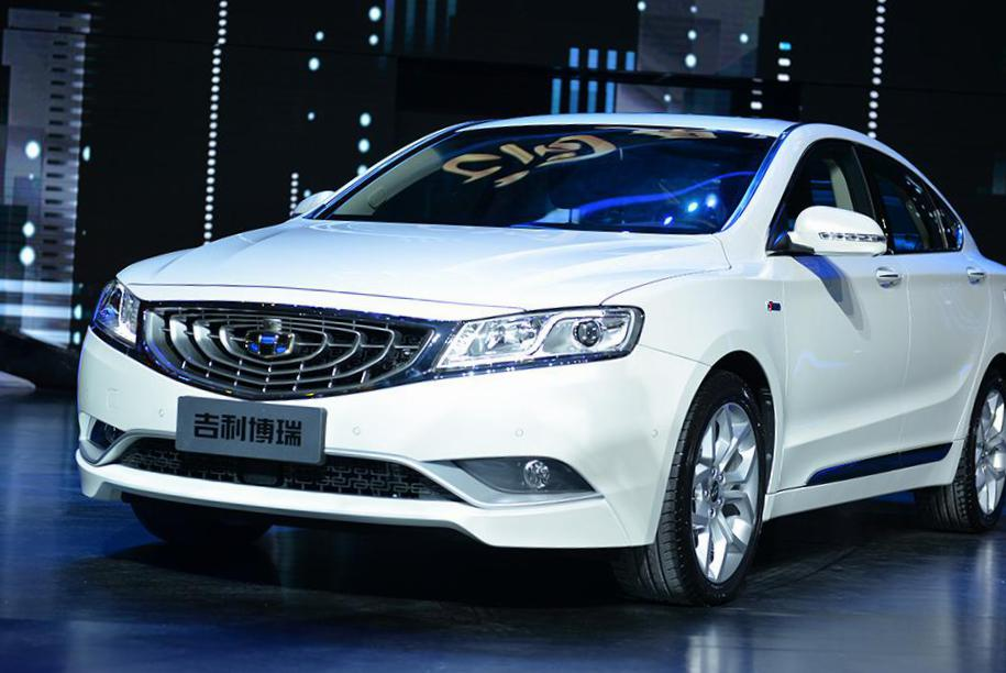 Geely GC9 cost hatchback