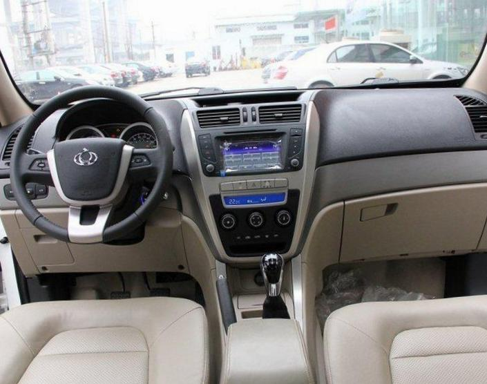 GX7 Geely lease 2012