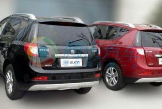 Geely SX7 lease 2014