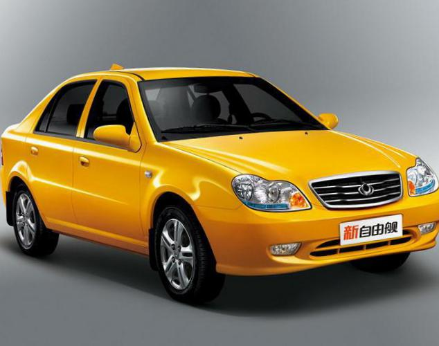 Geely SC3 Characteristics 2011
