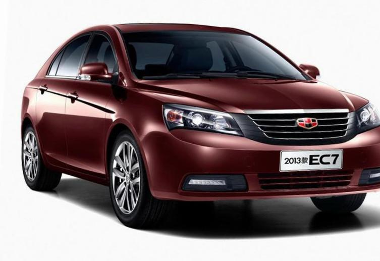 Geely SC5-RV approved 2010