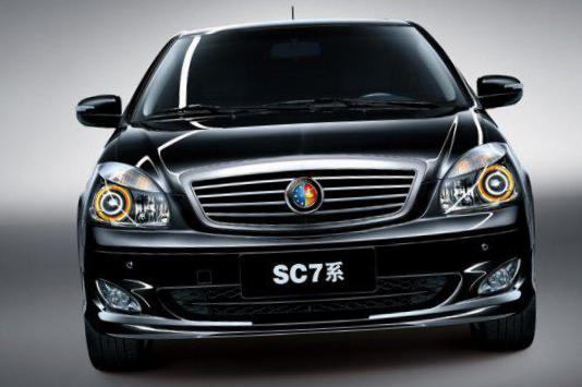Geely SL how mach 2006