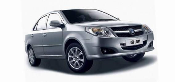 SL Geely used hatchback
