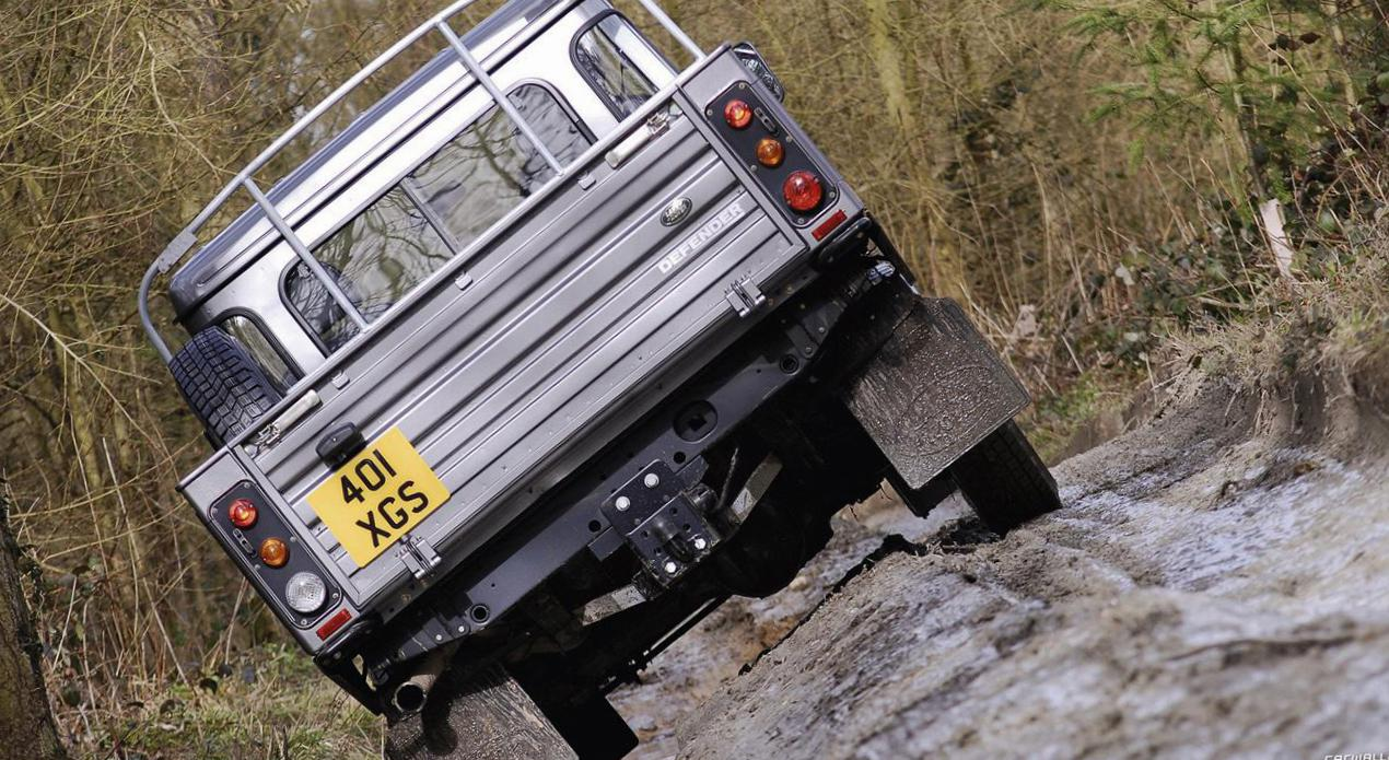 Land Rover 110 Single Cab Pick Up how mach 2005