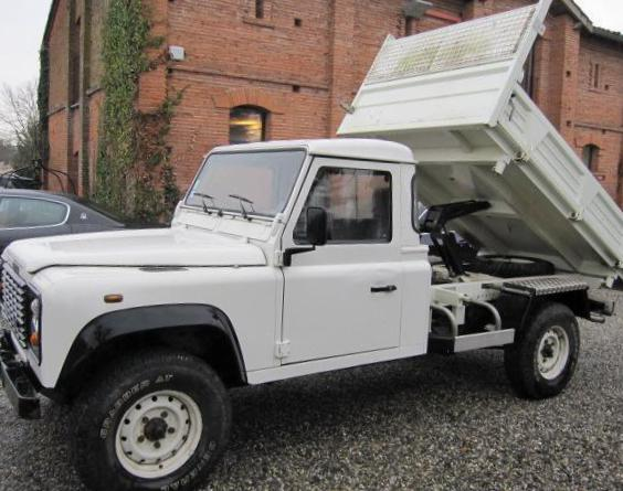 Land Rover 110 Single Cab Pick Up Specification 2009