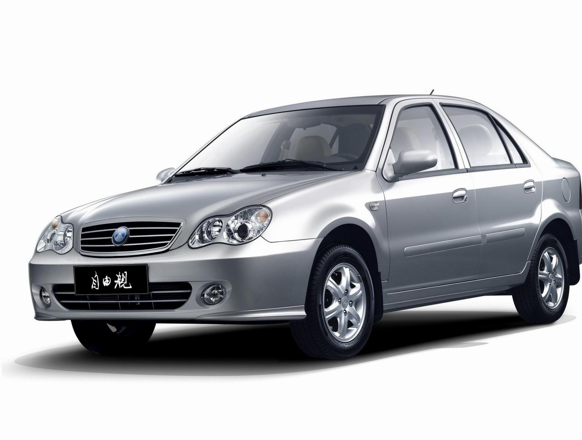 FC Geely cost 2012