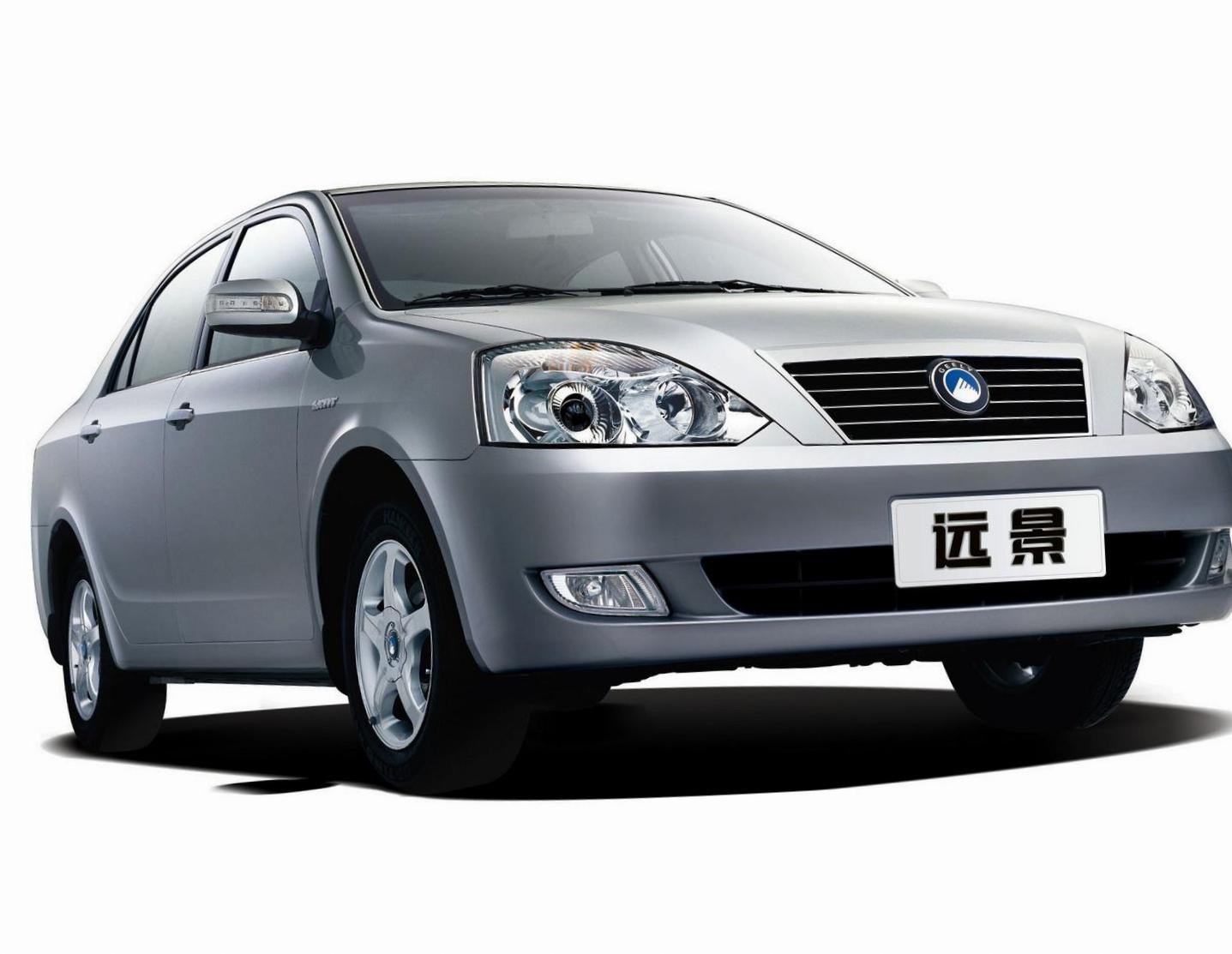 Geely FC price 2009