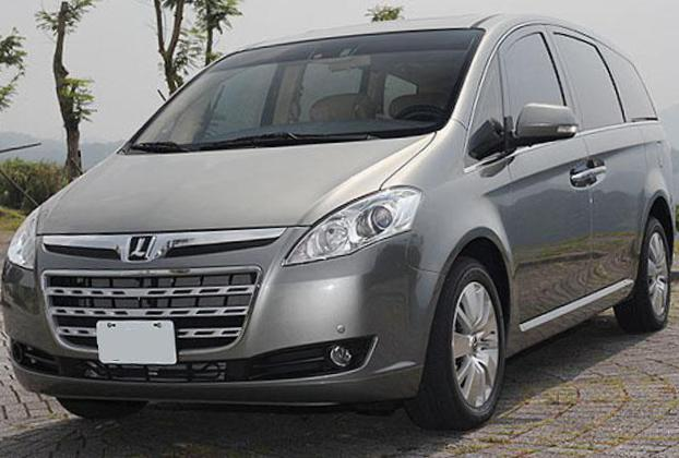 7 MPV Luxgen prices 2011