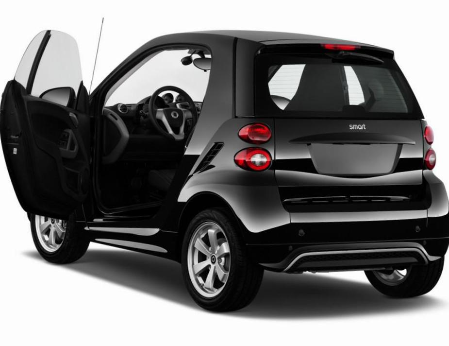 smart fortwo coupe for sale 2007