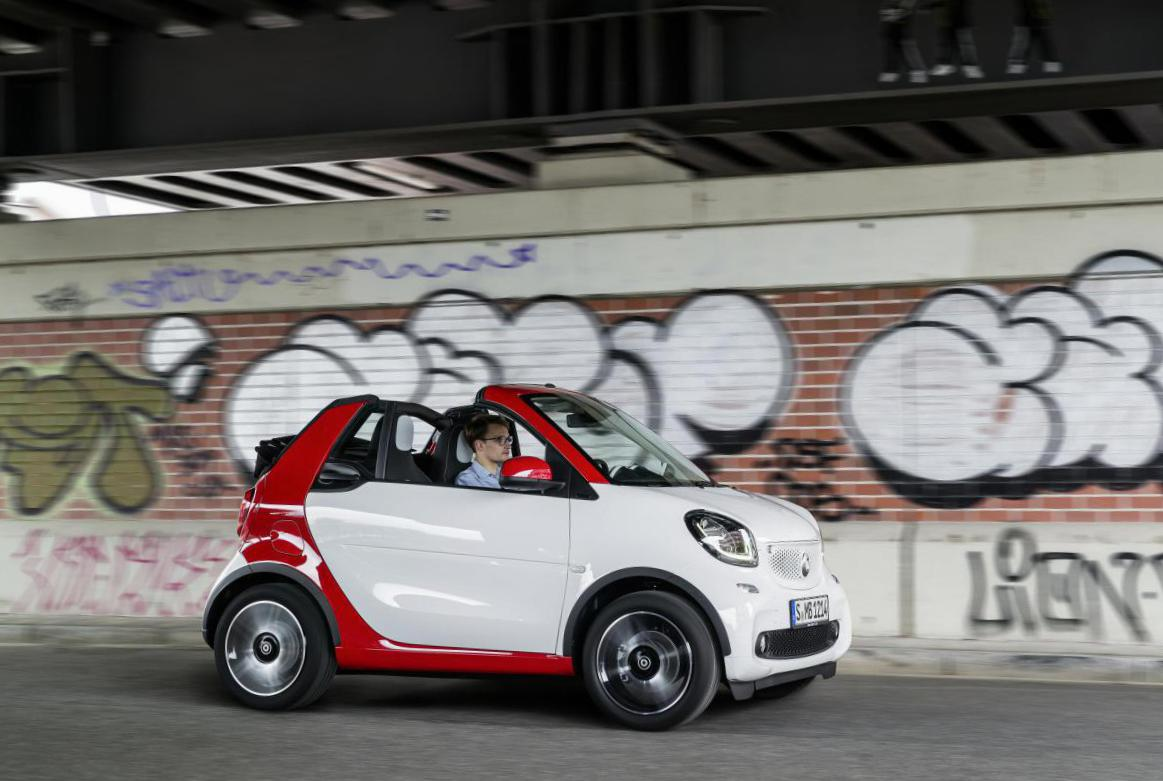 fortwo cabrio smart Specification 2014