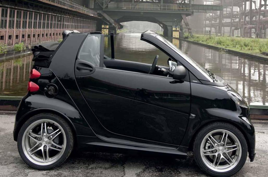 Fortwo Cabrio Smart Cost