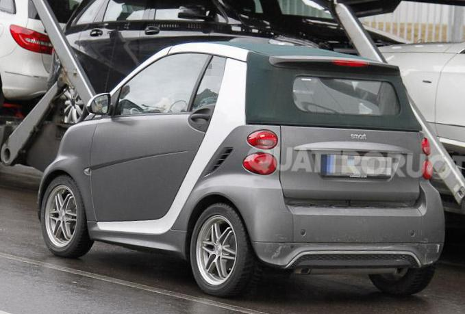 smart fortwo cabrio specs hatchback