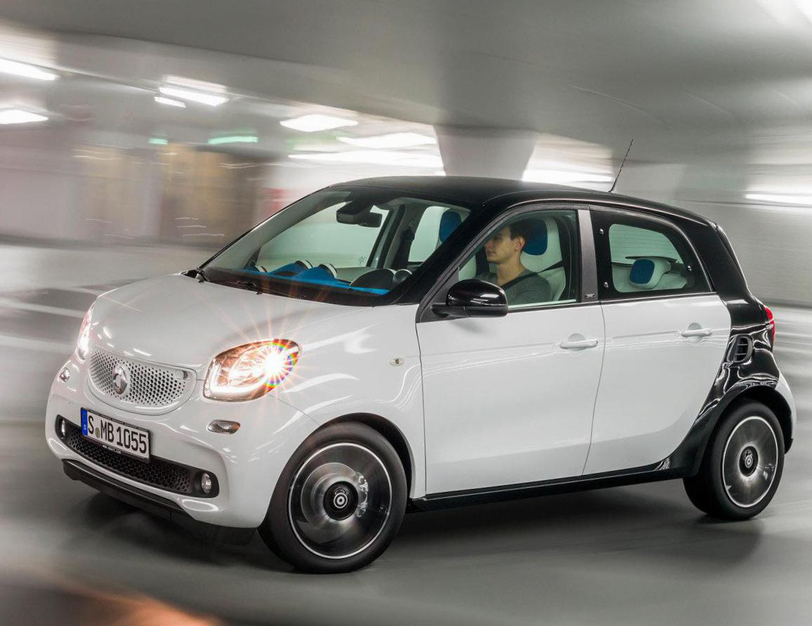 smart forfour approved 2006
