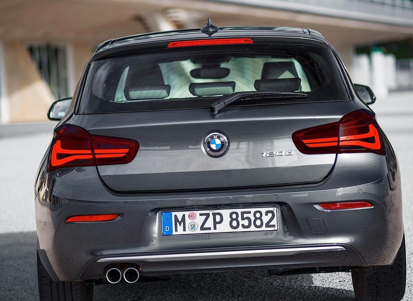 BMW 1 Series 3 doors (F21) reviews 2006