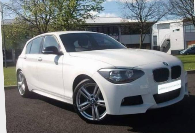 1 Series 5 doors (F20) BMW for sale 2012