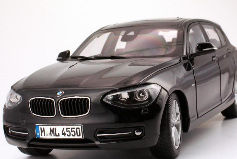 1 Series 5 doors (F20) BMW spec 2009