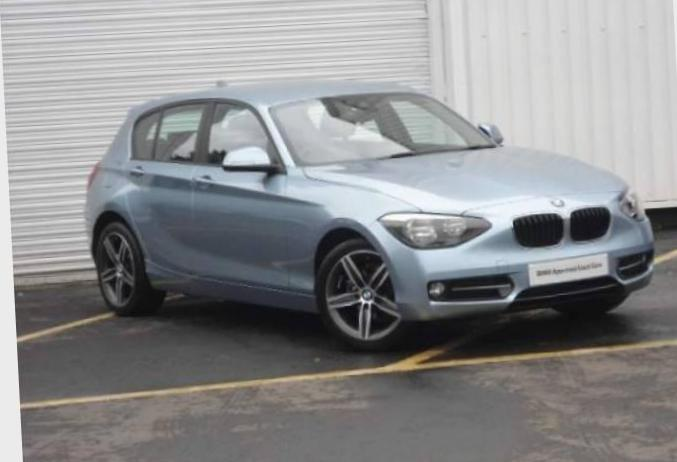 1 Series 5 doors (F20) BMW Specifications 2014