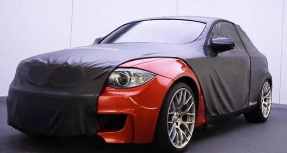 BMW 1 Series 5 doors (F20) approved 2011