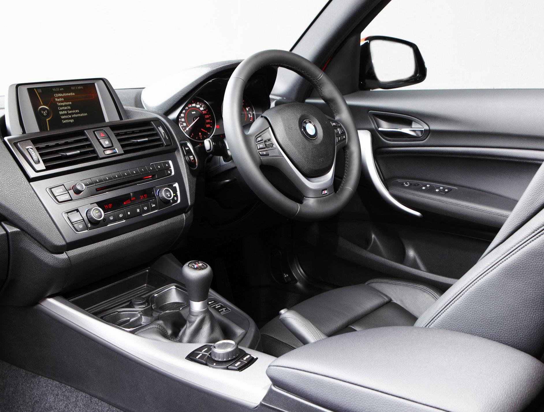 BMW 1 Series 5 doors (F20) review suv