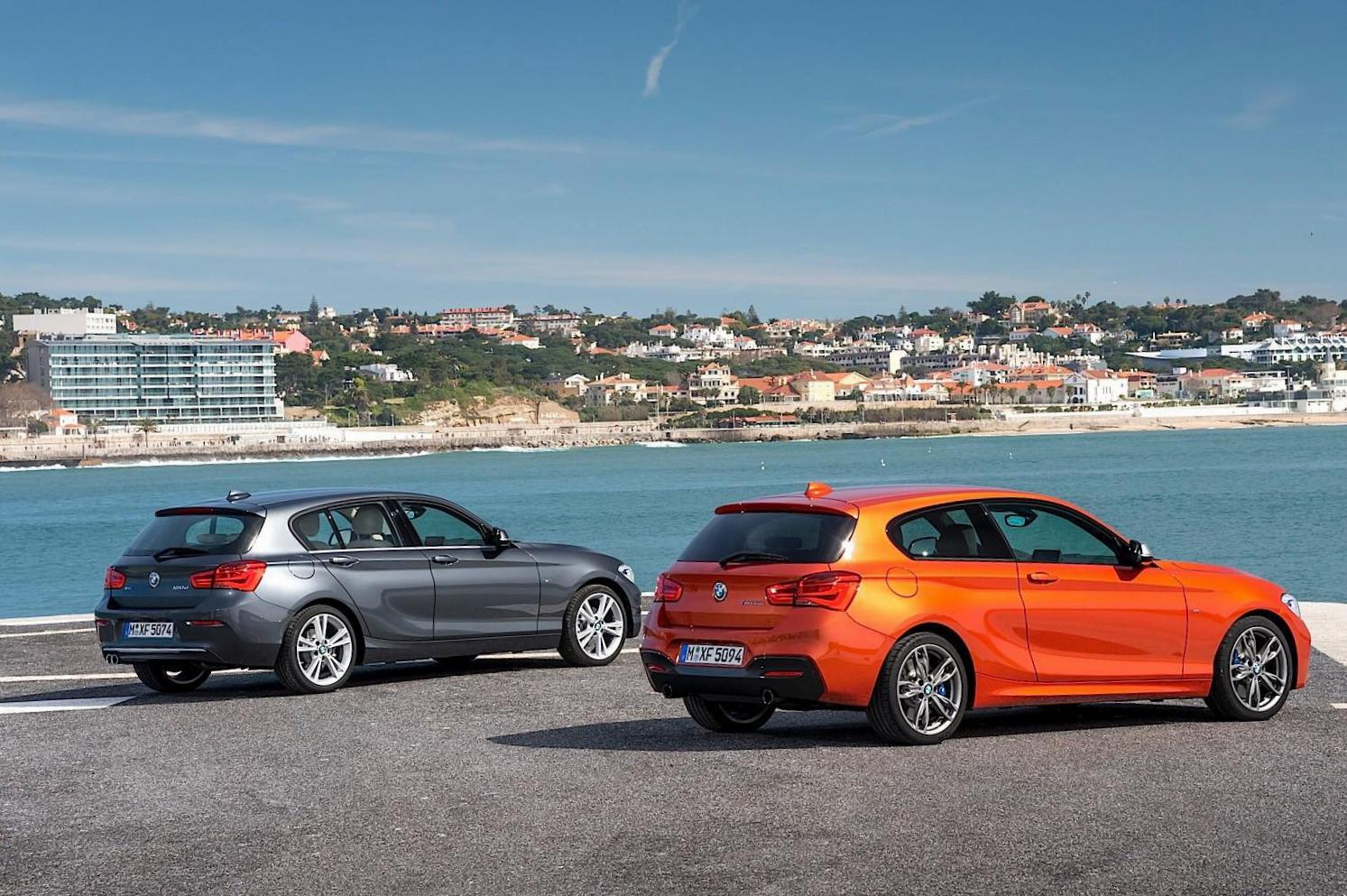 BMW 1 Series 3 doors (F21) new 2015