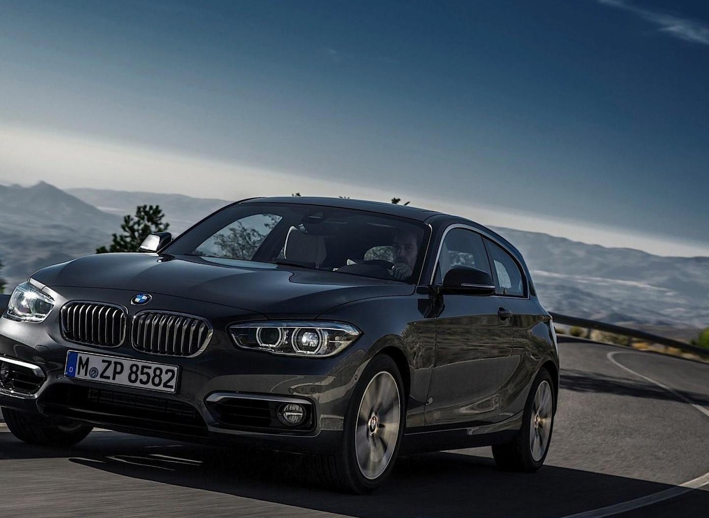 BMW 1 Series 3 doors (F21) Specification 2015