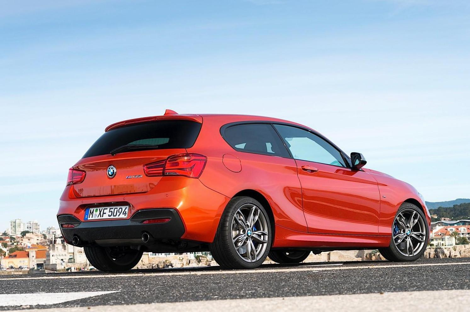 BMW 1 Series 3 doors (F21) tuning hatchback