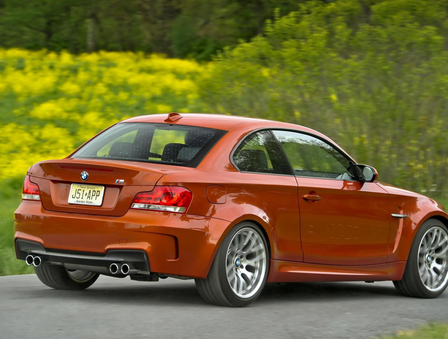 1 Series Coupe (E82) BMW approved suv