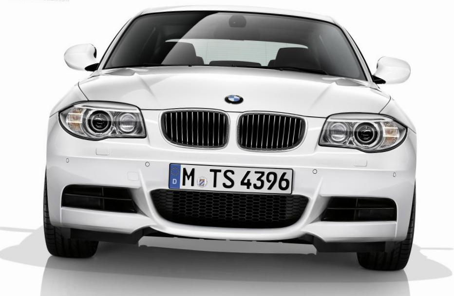 BMW 1 Series Coupe (E82) Specification 2012