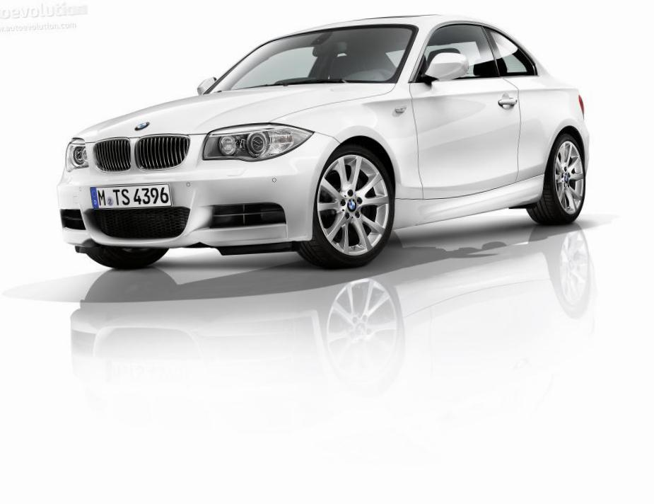 BMW 1 Series Coupe (E82) used 2013